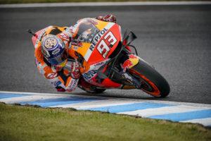 MotoGP | Gp Giappone Warm Up: Marquez fa il vuoto