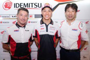 MotoGP | Honda crede e conferma Nakagami per un'altra stagione
