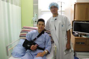 MotoGP | Takaaki Nakagami, operazione alla spalla riuscita