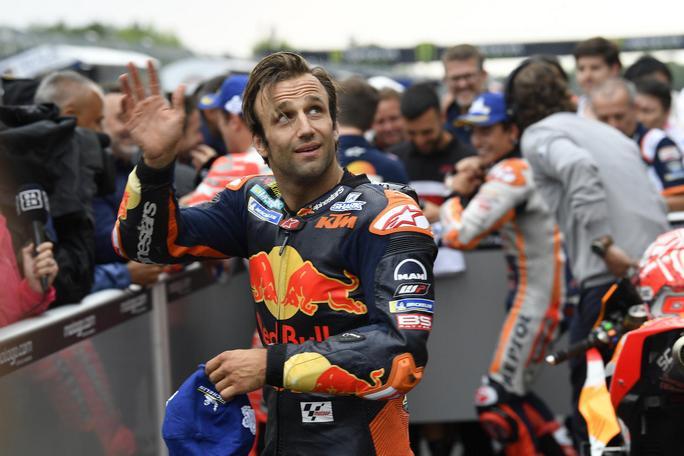 MotoGP | Johann Zarco con la Honda dal GP d'Australia?