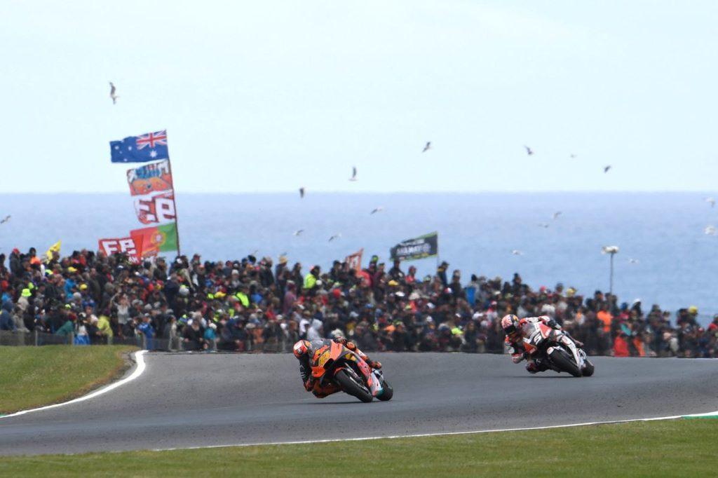 "MotoGP | Gp Australia Gara: Pol Espargarò, ""Guardiamo con fiducia alla Malesia"""
