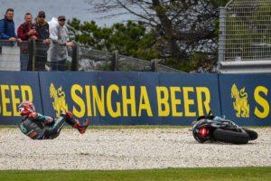 MotoGP | Gp Australia: Fabio Quartararo non prenderà parte alle FP2
