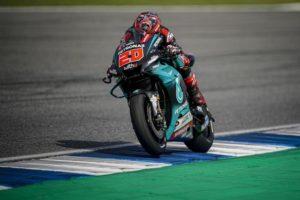 MotoGP | Gp Thailandia FP4: Quartararo è il più veloce, Rossi è sesto