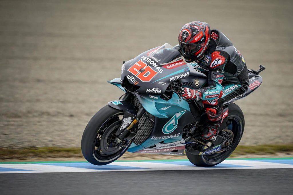 "MotoGP | Gp Giappone Gara: Fabio Quartararo: ""Risultato fantastico"" [VIDEO]"
