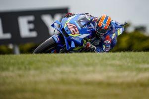 "MotoGP | Gp Malesia: Alex Rins, ""Ottimisti per Sepang"""