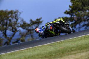 """MotoGP   Gp Australia Gara: Valentino Rossi, """"In rettilineo mi passavano ad ogni giro"""" [VIDEO]"""