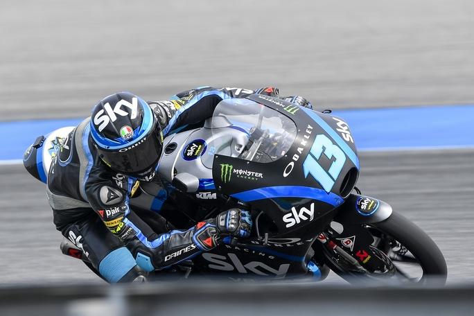 Moto3 | Gp Thailandia Qualifiche: Vietti, prima pole in carriera