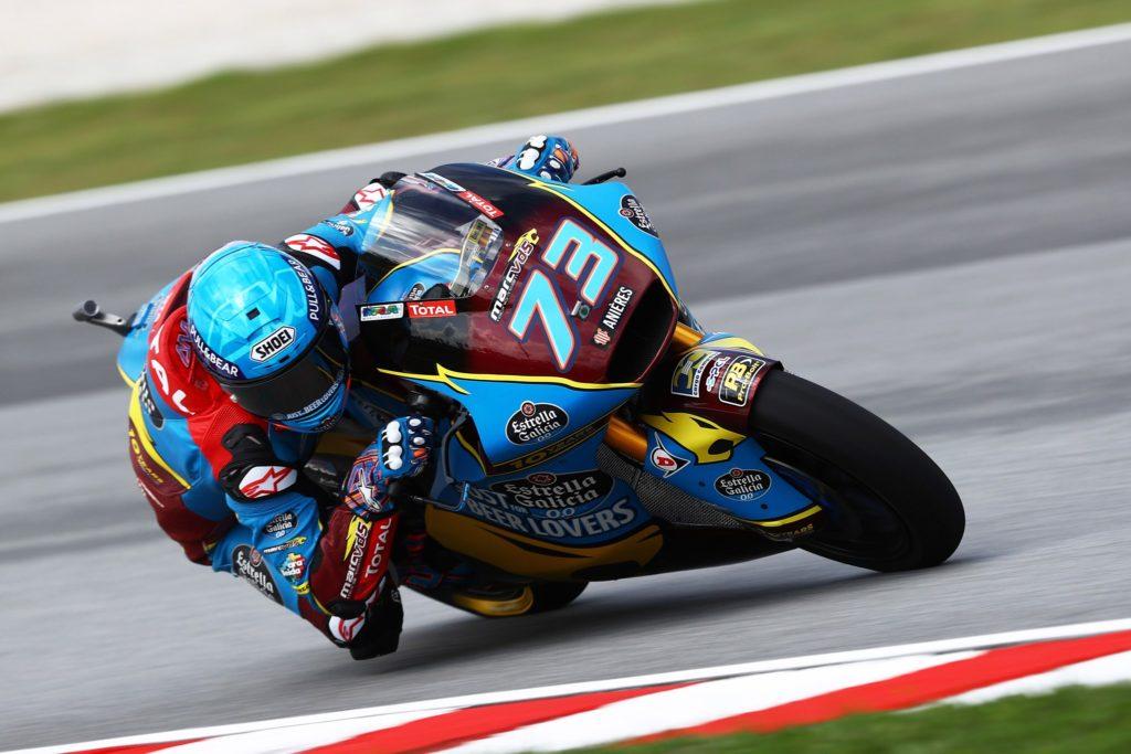 Moto2 | Gp Malesia Qualifiche: Marquez in pole, indietro gli italiani