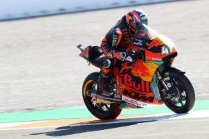 Moto2 | Gp Valencia FP2: Binder da record, Di Giannantonio è terzo