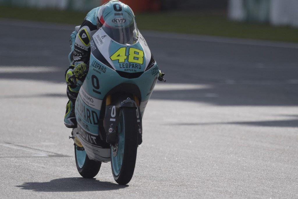 Moto3 | Gp Malesia Gara: Dalla Porta vince ancora, Vietti chiude quinto