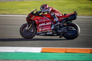"""MotoGP   Gp Valencia Day 1: Andrea Dovizioso, """"Vinales e Marquez hanno un passo migliore"""" [VIDEO]"""