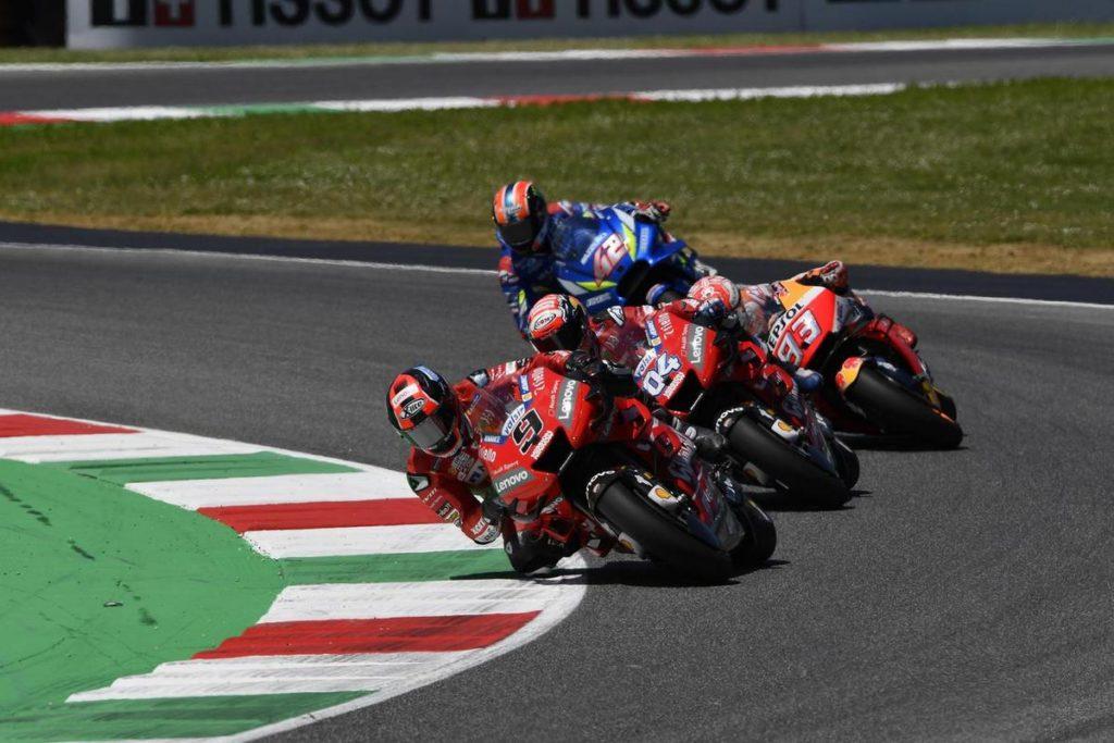 """MotoGP   In Ducati si lavora ad un'idea """"pazza"""" per battere Marquez nel 2020"""