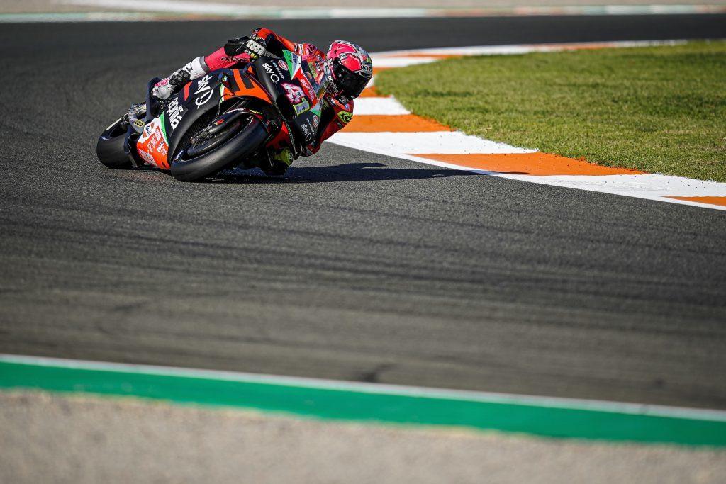 "MotoGP | Gp Valencia Day 1: Aleix Espargarò, ""Mi sono sentito subito a mio agio"""