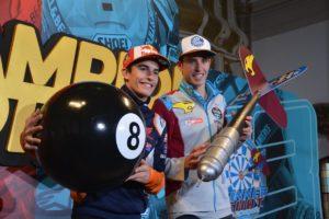 """MotoGP   Marc Marquez: """"Ammiro e rispetto Rossi, ma c'è una nuova generazione"""""""