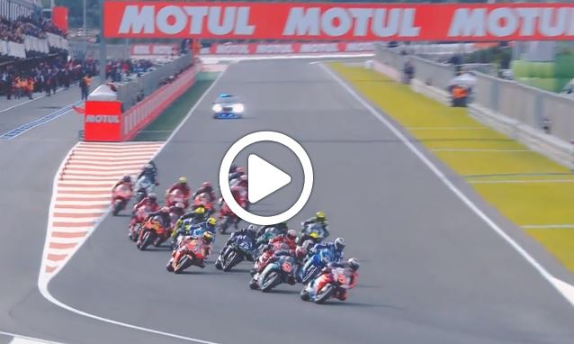 MotoGP | Gp Valencia: gli highlights della gara [VIDEO]