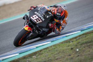 MotoGP | Test Jerez Day 2: Marquez il più veloce, bene le Suzuki, Rossi recupera