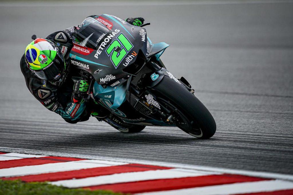 MotoGP   Gp Malesia FP4: Morbidelli precede Rossi e Dovizioso