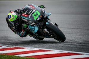 MotoGP | Gp Malesia FP4: Morbidelli precede Rossi e Dovizioso