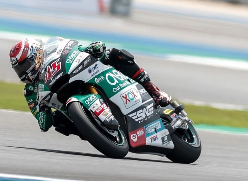 Moto2 | Gp Malesia FP1: Nagashima beffa Binder e Marquez