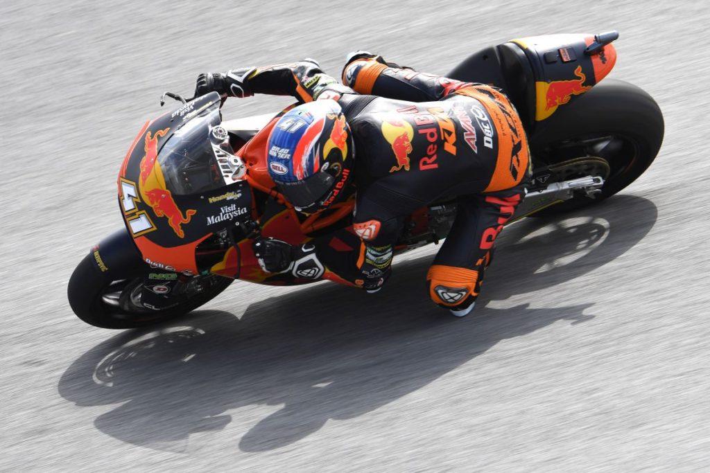 Moto2 | Gp Malesia FP3: Binder beffa Marquez e distrugge il record della pista