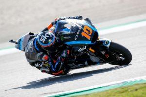 Moto2 | Gp Malesia Warm Up: Marini beffa Fernandez e Marquez