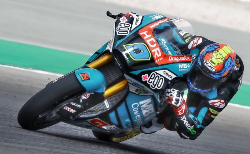 Moto2 | Gp Valencia Qualifiche: Navarro in pole, Manzi riporta la MV Agusta in prima fila dopo 43 anni [VIDEO]