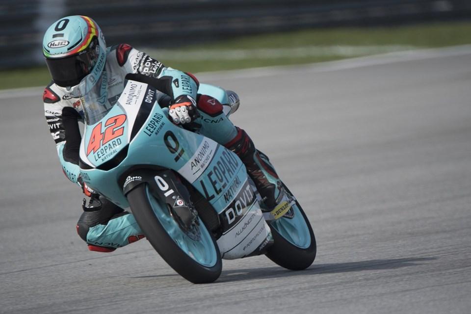 Moto3 | Gp Valencia FP1: Ramirez il più veloce, Salac e Dalla Porta in scia