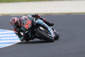 MotoGP | Gp Malesia FP1: Tripletta Yamaha con Quartararo, Morbidelli e Vinales