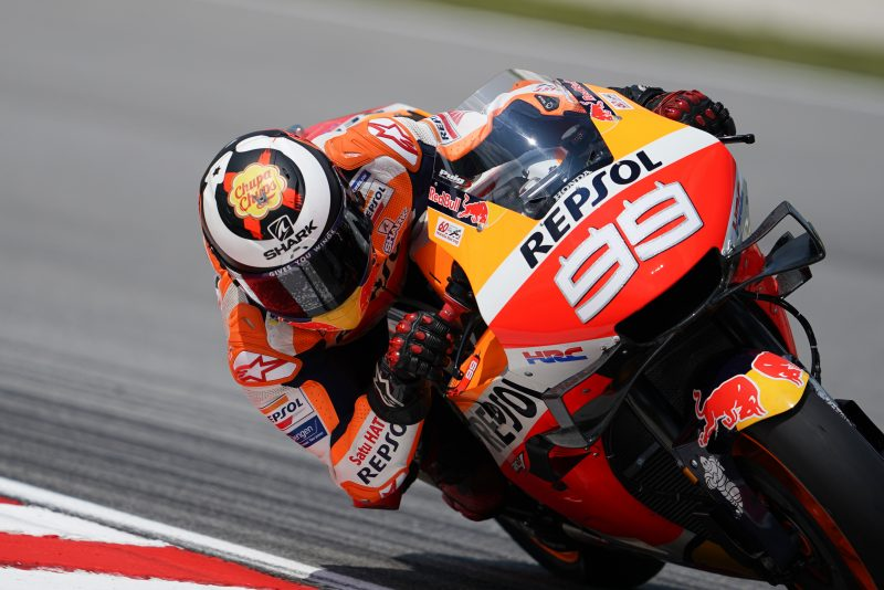 "MotoGP | Gp Malesia Qualifiche: Jorge Lorenzo, ""Caduta strana nelle FP4"""