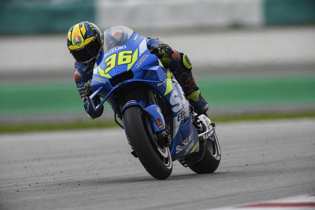 MotoGP | Gp Malesia Warm Up: Mir sorprende e si aggiudica il turno