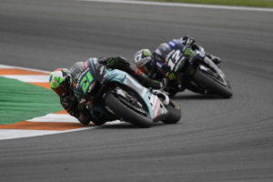 "MotoGP | Gp Valencia Gara: Morbidelli, ""Puntavo al podio"""