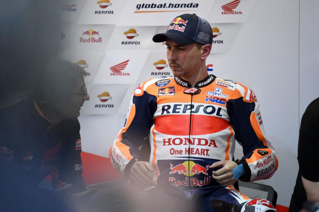 MotoGP: Valencia, 12° posto per Danilo Petrucci dopo le prime prove libere