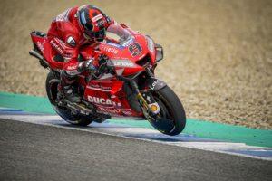 """MotoGP   Test Jerez Day 1: Danilo Petrucci, """"Ci siamo concentrati sul capire le novità"""""""