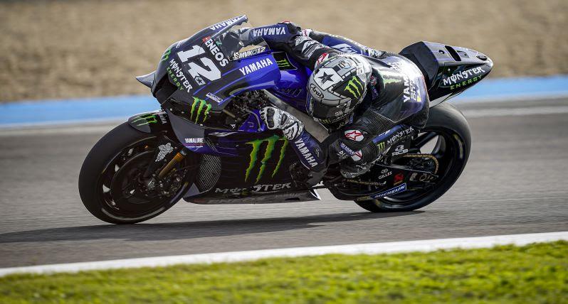 "MotoGP | Test Jerez Day 1: Maverick Vinales, ""Il nuovo motore ha grande potenziale"""