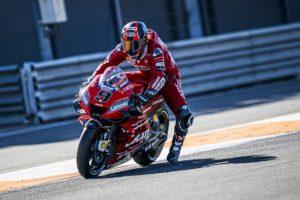"""MotoGP   Test Valencia Day 1: Danilo Petrucci, """"Mi sono infortunato alla spalla domenica"""""""