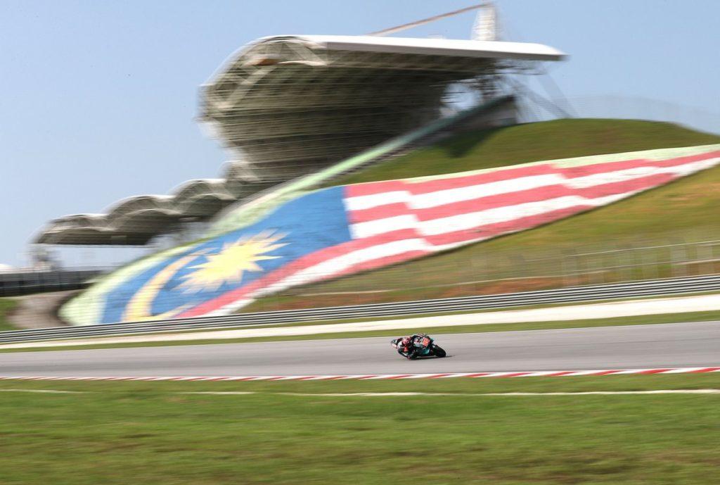 MotoGP | Gp Malesia FP2: Quartararo da record, poi Dovizioso, Rossi e Morbidelli
