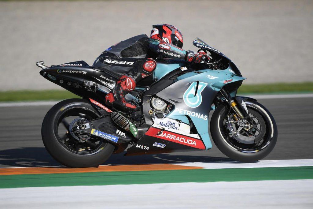 MotoGP | Gp Valencia Qualifiche: Pole a Quartararo, seconda fila per Morbidelli e Dovizioso
