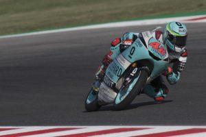 Moto3 | Gp Valencia FP3: Ramirez precede Dalla Porta