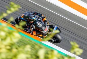 Test Valencia | Ultima giornata di lavoro per Moto3 e Moto2