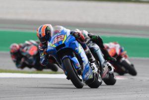 """MotoGP   Gp Malesia Gara: Alex Rins, """"Non è stato possibile superare Rossi e Dovi"""""""