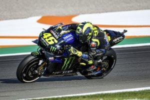 """MotoGP   Gp Valencia Day1: Valentino Rossi, """"Peccato per le cadute"""" [VIDEO]"""