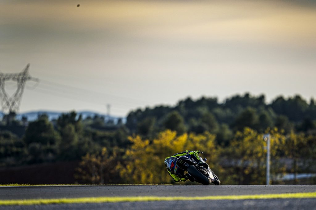 """MotoGP   Test Valencia Day 2: Valentino Rossi, """"Test molto positivi"""""""