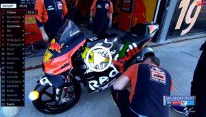 MotoGP | Test Valencia: Sky Tech KTM, le novità del telaio