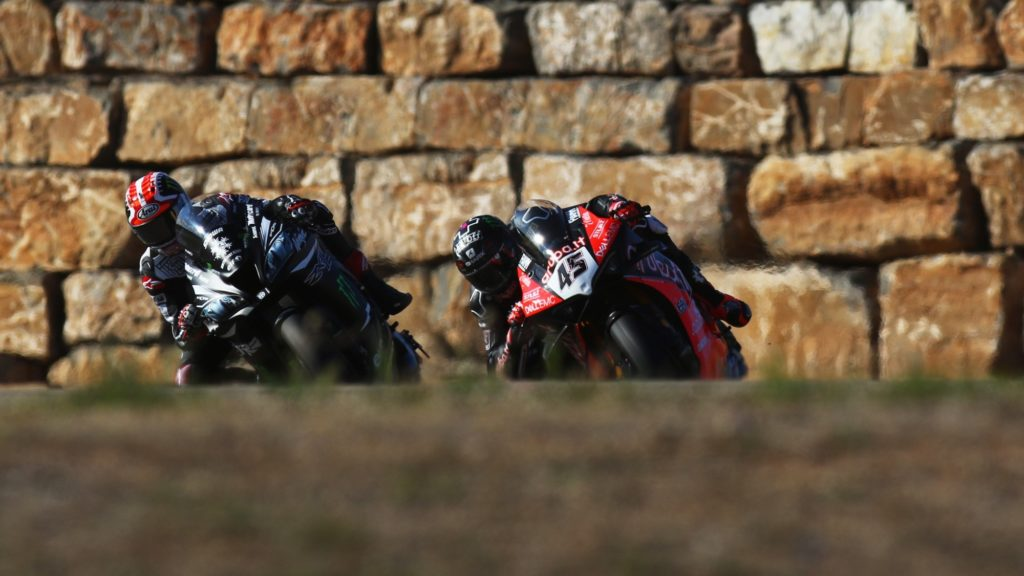 Superbike | Winter Test Aragon, day1: ottimo esordio di Scott Redding sulla Ducati