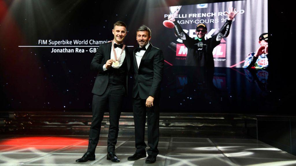 Superbike | I campioni del mondo 2019 protagonisti ai FIM Awards