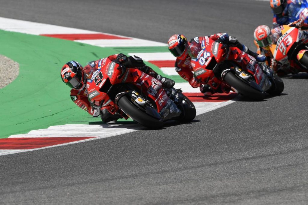"""MotoGP   Ciabatti (Ducati): """"Non possiamo essere completamente soddisfatti della stagione 2019"""""""