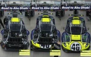 Loris Capirossi sfiderà Valentino Rossi alla 12 ore di Abu Dhabi
