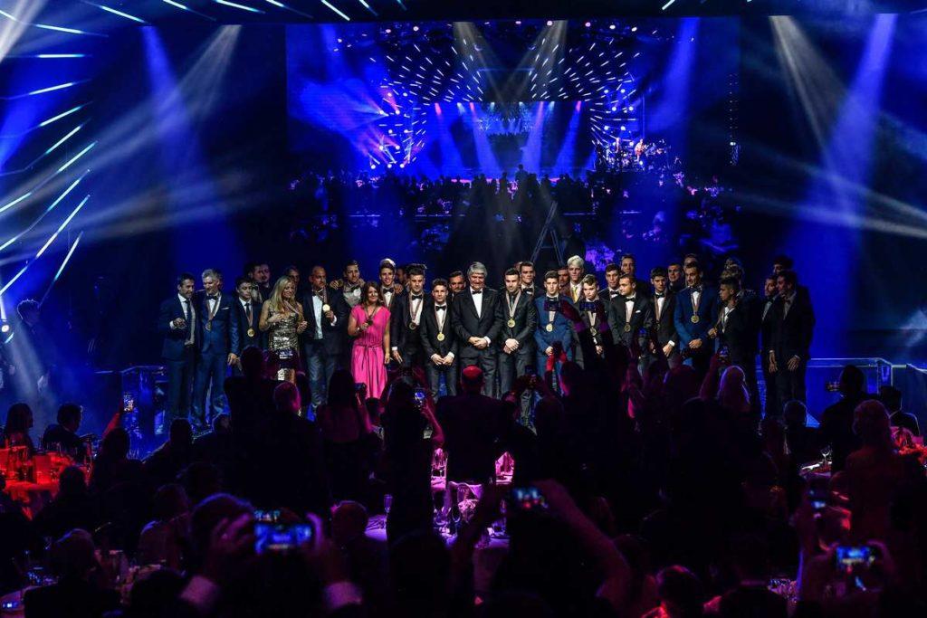 FIM Gala: i Campioni del mondo 2019 celebrati a Monaco