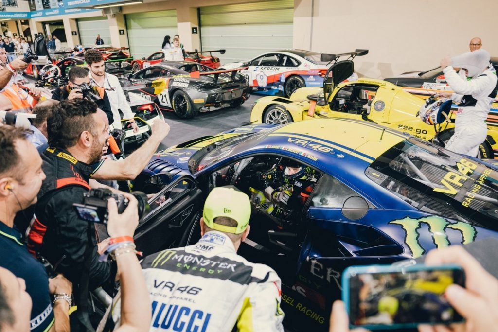12 ore di Abu Dhabi: Foto Gallery Monster VR46 Kessel Racing
