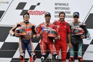 MotoGP | Il Gran Premio d'Austria votato come il migliore dell'anno 2019